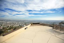 best view in the west hollywood hills los angeles bed