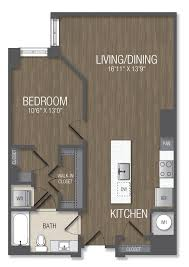 The Metropolitan Condo Floor Plan by The Metropolitan Downtown Columbia Kettler