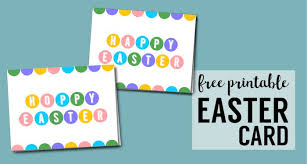 free easter cards happy easter cards printable free paper trail design