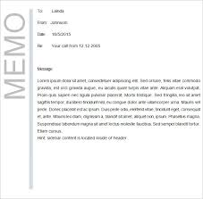Memo Template Free Business Memo Templates 14 Free Word Pdf Documents