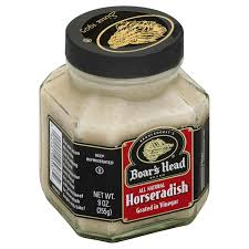 what is prepared horseradish boar s horseradish shop fresh sauce at heb