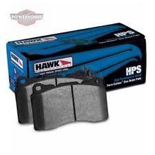 2003 honda civic brake pads hawk hb145f 570 hps brake pads rear fits honda accord 10th