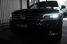volkswagen tiguan 2017 black test drive review volkswagen tiguan 1 4 tsi autoworld com my