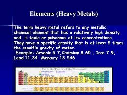 what are the heavy metals on the periodic table periodic table heavy metals in the periodic table of elements