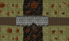 Dnd Maps Map U2013 Collapsing Bridge Online Dungeon Master