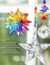 ganz expressions acrylic dragonfly hanging ornament