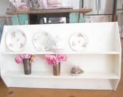 White Shabby Chic Bookcase Shabby Chic Bookcase Etsy