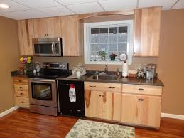 Rustic Hickory Kitchen Cabinets by Hickory Kitchen Cabinets Kitchen Pictures Of Hickory Kitchen