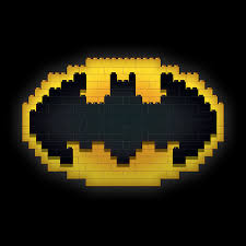 lego batman bat symbol brickfinder brickfinder flickr