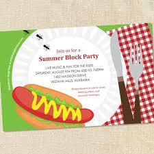 invitations how to create block invitation ideas