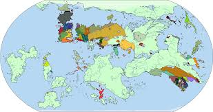 Full World Map Game Of Thrones by A Song Of Ice And Fire Game Thrones Map By 33k7 On Deviantart For