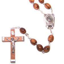 olive wood rosary olive wood rosary with holy water from the
