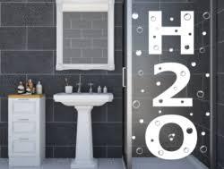 Bathroom Door Stickers Shower Screen Stickers For Glass Doors And Side Panels Bathroom