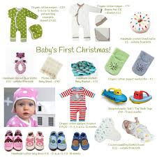 baby u0027s first christmas present ideas from rosy rosierosy rosie