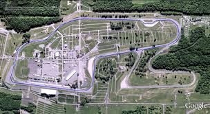 Mid Ohio Track Map by Watkins Glen International Watkins Glen Ny Race Tracks