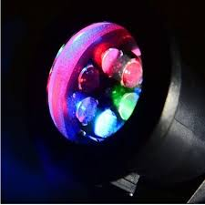 automatic outdoor christmas lights led christmas projector with snowflake patterns disco party light