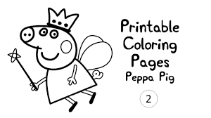 100 printable peppa pig coloring pages get this strawberry