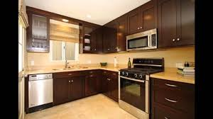 Small U Shaped Kitchen Designs Best L Shaped Kitchen Design Ideas Youtube Throughout The L Shaped