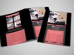 financial services brochure templates mycreativeshop