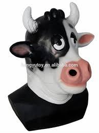 Bull Halloween Costume Halloween Cosplay Costune Size Realistic Comic Costume