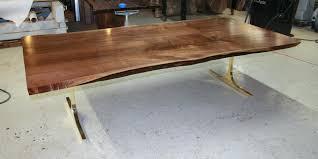 live edge walnut coffee table natural edge table natural edge coffee table natural edge walnut