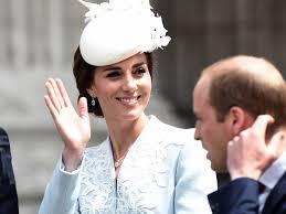 kate middleton celebrates the queen u0027s birthday in catherine walker