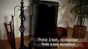 Poele A Bois Seguin Poêle à Bois Et à Charbon 6 Kw Youtube