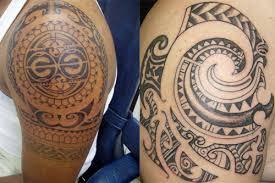 hawaiian tribal tattoos designs ideas meaning me now