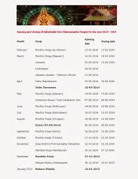 vijay kandan sabarimala festival calendar 2014 2015