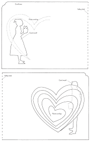 Templates For Pop Up Cards Free fold out cards search pinteres