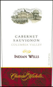 chateau ste 2010 indian cabernet columbia valley wine magruder s of dc