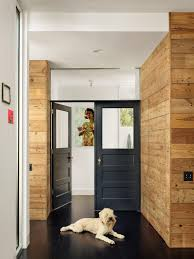 Kelly Green Door With Brass Hardware Interiors by Bold Black Interior Doors Inspiration And Tips Hgtv U0027s
