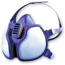 ventilation mask for painting 3m 4000 series gas vapour and particulate respirators