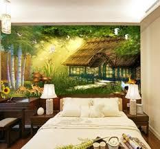 Animal Paradise Kids Room Wall Mural Feet Inch By Feet - Kids room wall murals