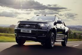 nissan ranger ford ranger black edition launching at 2017 frankfurt motor show