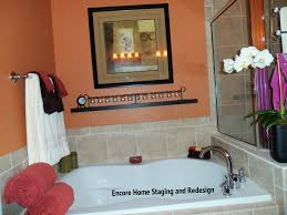 Bathroom Staging Ideas Colors Sherwin Williams U0027 Armagnac Sw6354 Was Recommended For This Master