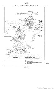 nissan 300zx 1986 z31 body workshop manual