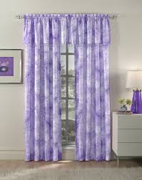 bedroom purple and black drapes purple sheer curtain panels deep