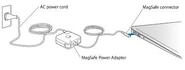 using and maintaining your apple magsafe adapter apple support