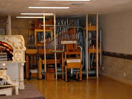 building a home for the 3 12 grand page theatre pipe organ