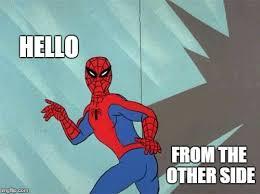 Spiderman Meme Creator - spiderman ass meme generator imgflip