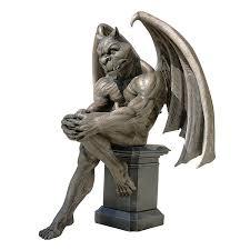 statues for sale design toscano socrates the gargoyle thinker