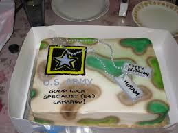 army going away cake ideas 28013 my husbands army goodbye