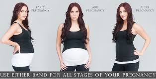 pregnancy belly band hurry 2 free maternity belly bands 40 value just pay shipping