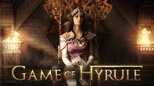 Game Of Thrones Game Of Hyrule Unofficial Legend Of Zelda Game Of Thrones Fan
