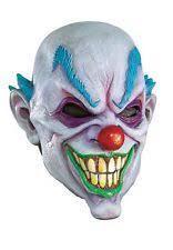 age 8 16 boys krazed jester costume mask halloween fancy dress
