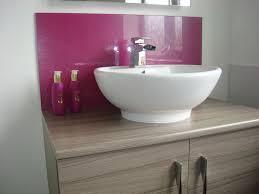 bathroom splashback ideas basin splashbacks archives sprayed splashbacks