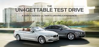 test drive the bmw un4gettable test drive bmw america
