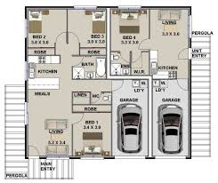278 best duplex images on pinterest floor plans family house