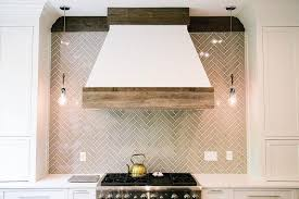 herringbone kitchen backsplash white kitchen with gray marble herringbone tile backsplash
